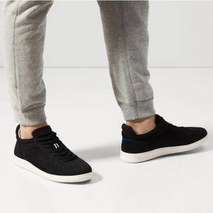 Rothy's Men's The RS01 Sneaker in Black